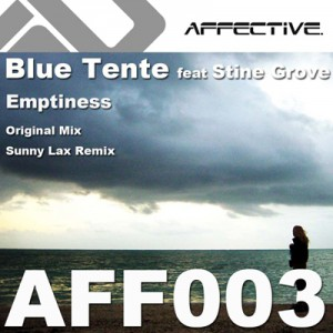 Blue Tente feat. Stine Grove – Emptiness