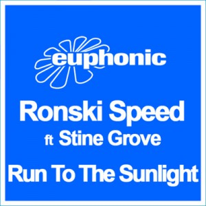 Ronski Speed feat. Stine Grove - RUN TO THE SUNLIGHT