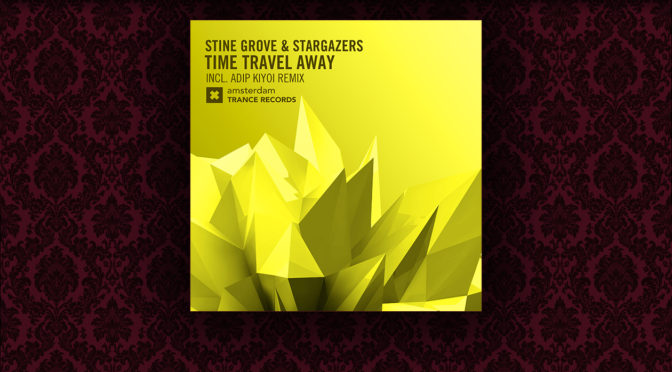 Release: Stine Grove & Stargazers – Time Travel Away